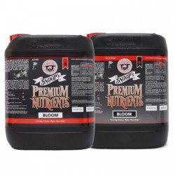 BLOOM A+B SOIL / NO RECIRCULANTE 5LTR AGUA BLANDA