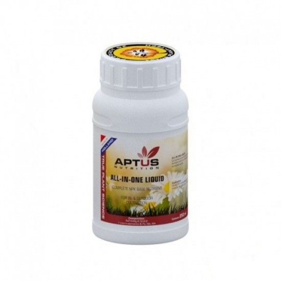 ALL-IN-ONE LIQUID 250 ML