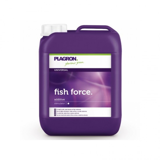 FISH FORCE 5L PLAGRON