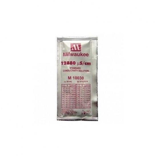 LIQUIDO CALIBRADOR EC 12880 (25X20ML) MILWAUKEE