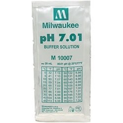 LIQUIDO CALIBRADOR PH 7.01 (25X20ML) MILWAUKEE
