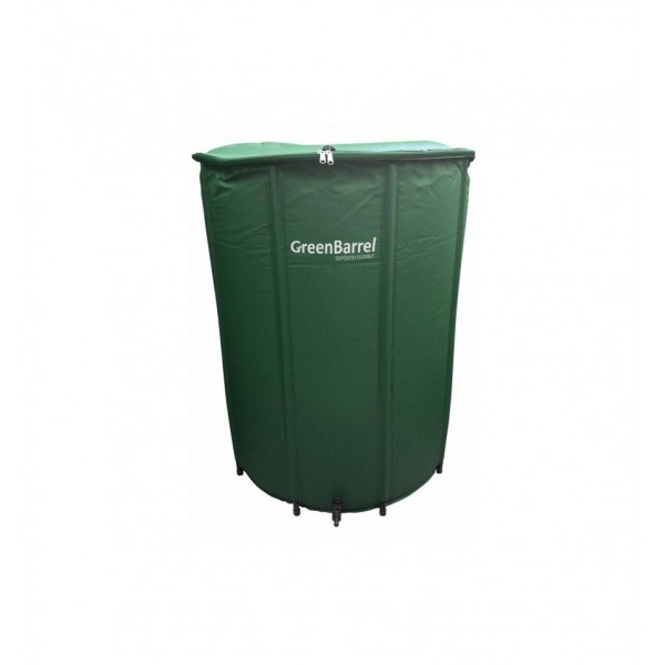 DEPOSITO FLEXIBLE GREEN BARREL (750L)